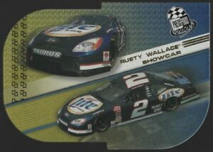 2003 PRESS PASS SHOWCAR #S12B RUSTY WALLACE – NM-MT (8)+