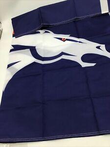 Broncos Football New Fast USA Shipping Denver Bronco 3x5 Flag