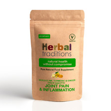 Herbal Traditions Joint Douleur & Inflammation Capsules - Naturel Supplément