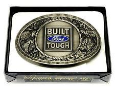 FORD Cintura Fibbia costruiti duro SPEC CAST AUTHENTIC licenza ufficiale COLLEZIONISMO