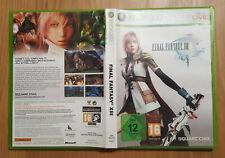 Final Fantasy XIII - Xbox 360 Live Game - Action-RPG - deutsch