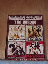 Roger Corman Cult Classics All-Night Marathon: The Nurses Collection (DVD, 20...