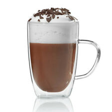 Doppelwandige Kaffeetasse Teetasse doppelwandig Kaffeebecher Tasse von Dimono ®