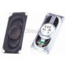 8ohm 2040 2W Small Loudspeaker Stereo Audio Speaker For Laptop DIY Replacement