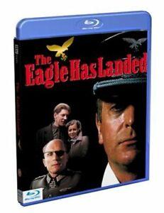 The Eagle Has Landed [Blu-ray] [DVD][Region 2]