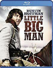LITTLE BIG MAN (Dustin Hoffman)  -  Blu Ray - Sealed Region free for UK