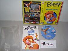 Disney classici Action game Tigro e la caccia al miele videogioco PC CD