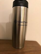 NEW Stainless Steel Coffee Travel Cup / Tall Tumbler Mug w Lid Starbucks 16oz