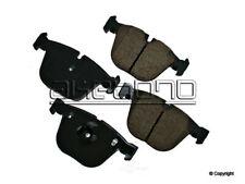 Disc Brake Pad Set-Akebono Euro Rear WD Express 520 09190 432