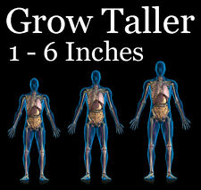 Potente aumentar su altura, ser más alto de manera segura, curso de 4 meses Envío Gratis