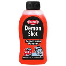 CAR PLAN DEMON SHOT SCREENWASH 500ML - C/PDSW050