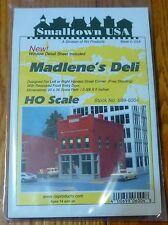 Smalltown USA HO #699-6004 Madlene's Deli (Building Kit) Plastic
