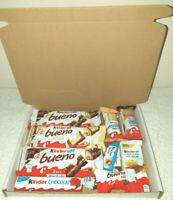 Kinder Bueno Chocolate Bars Gift Box Letterbox Gift Idea Hamper Present.