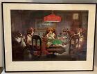 """A FRIEND IN NEED"", By C.H COOLIDGE, Haddad's Fine Art, Inc. USA, 19""t 25"" w"