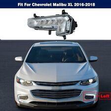 Front Driving Lamp Fog Light LED Driver LH For Chevrolet Malibu XL 2016-2018