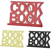 Cook Book Stand Metal Kitchen Recipe Cooking Display Rest New By Home Discount