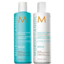 Moroccanoil Moisture Repair Shampoo and Conditioner 8.5oz/250m Set Free Shipping