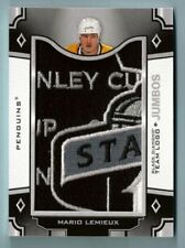 Carte collezionabili hockey su ghiaccio mario lemieux