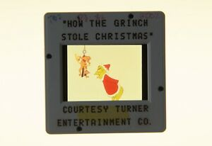 """""""How the Grinch Stole Christmas!"""" (TV special) press kit slide"""