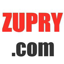 Zupry.com, Premiu 5-letter Domain Name, GoDaddy Appraisals: $1,252