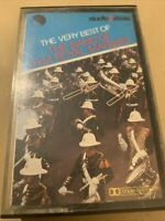 The Very Best of The Band Of H.M. Royal Marines Cassette Tape (EMI)