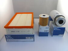 Ford Transit 2.4 TDCI Diesel Service Kit Oil Air Fuel Filter 2006 to 2011 MAHLE