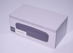 Bose SoundLink Mini II Special Edition Triple Black Bluetooth Portable Speaker