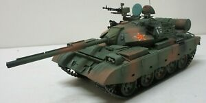 Pro Built 1:35 Scale Chinese Type 59-D Tank Model Beautifully Done LA654