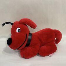 "RARE Vintage Clifford The Big Red Dog Plush Stuffed Animal Dakin - 1990 14"""