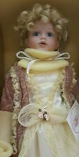 "Treasured Heirloom Collection ""Kierin"" Doll by JANIS BERARD Limited Ed 0120/2000"