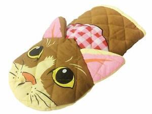 Nankai trade Animal oven mitt cat