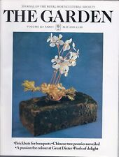 RHS THE GARDEN Magazine - May 2000