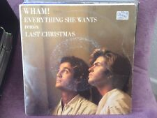 "DISQUE 45T DE WHAM  "" EVERYTHING SHE WANTS """