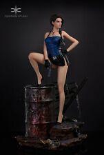 1/4 Jill valentine Statue TEAMMAN STUDIO TH001 Resident Evil Figure Collection