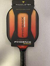 Paddletek Phoenix Genesis Pickleball Paddle Red NEW IN PACKAGE