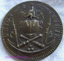 MED6882 - MEDAILLE ASSOCIATION ANCIENS S-OFFICIERS ARMEES DE TERRE-MER-AIR 1936