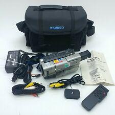 Sony Handycam CCD-TRV57 Video 8 XR Camcorder 360x Digital Zoom Video Transfer