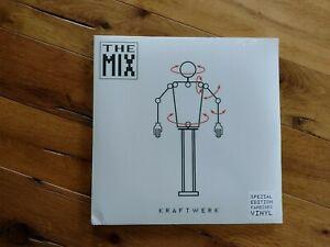 Kraftwerk - The Mix (German Version - Limited)