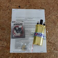 New AccuSpark Electronic Ignition Conversion Kit and Coil  25D4 Triumph TR3 TR4