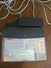 Macintosh Powerbook 1400cs + Dock 1996 Apple Computers Laptop For Parts Only