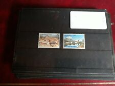 timbre suisse europa ** neuf n 1024/5  1977
