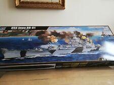 Trumpeter: USS Iowa BB-61 in 1:200 [9363706]