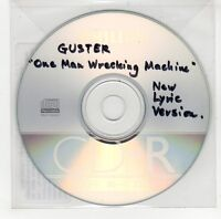 (GI584) Guster, One Man Wrecking Machine - 2007 DJ CD