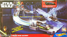 Hot Wheels Star Wars Throne Room Raceway Exclusive Vehicle Included by Mattel