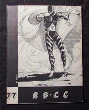 1970 Rocket's Blast ComiCollector RBCC #77 FANZINE FN- 5.5 Twister Cover