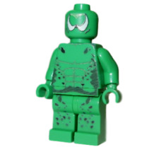 **NEW** LEGO Custom Printed - LASHER - Ramón Hernández Spider-Man Minifigure