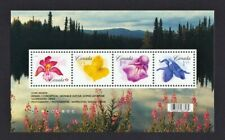 ORCHID Flowers = SS of 4 Canada 2006 #2194 MNH VF