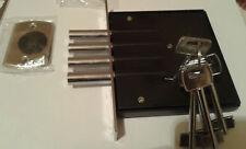 High Security Door Lock /Deadbolt /4 -Motion /With 5 Keys