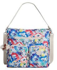 KIPLING TASMO  Satchel / Shoulder  Bag   in  In  Bloom  Print  ~NWT