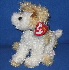 TY SCRAPPY the DOG BEANIE BABY - MINT with MINT TAG (PRICE STICKER)